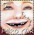 Faroe stamp 451 children's songs - ein tonn er leys.jpg