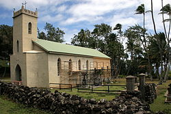 St. Philomena Catholic Church, Kalawao