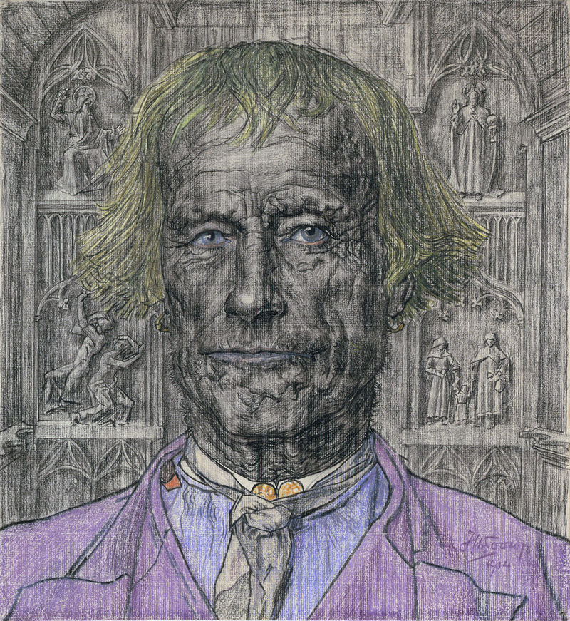Father of the Church, by Jan Toorop.jpg