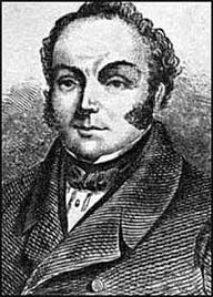 an engraving of Feargus O'Connor