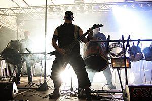 Feindflug - Feindflug at Amphi Festival in 2011