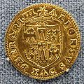 Ferrara, scudo d'oro di alfonso I d'este, 1505-1534.JPG