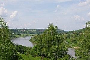 Ferzikovsky District - Landscape of Ferzikovsky District