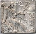 Fianco di sarcofago con trioli e il serpente pitone, 150 dc ca.jpg