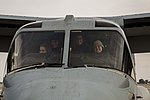 Field trip, U.S. Marines host static display tour for Spanish engineering students 170126-M-VA786-1086.jpg