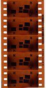 File:Film 35 mm - Essais caméra - conformité du cadre - 5 photogrammes.jpg