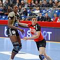 Finale de la coupe de ligue féminine de handball 2013 088.jpg
