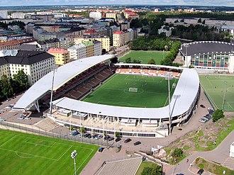 HIFK Fotboll - Telia 5G -areena