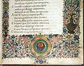Firenze, commedia di dante, primo canto dell'inferno, 1450-1500 ca., ashburnham appendice dantesca 6, c. 5r, 04.JPG