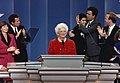 First Lady Barbara Bush at the Republican National Convention in Houston, Texas P34627-27 a.jpg