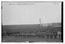 Flag Day game at the Polo Grounds, Giants vs. Cubs on June 14, 1918.jpg