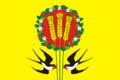 Flag of Kubansky (Orenburg oblast).png