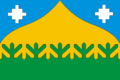 Flag of Ryndinskoe rural settlement (Poretsky district).png