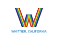 Flag of Whittier, California.png