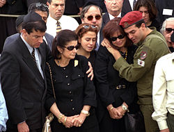 Flickr - Government Press Office (GPO) - THE FAMILY OF PM YITZHAK RABIN AT HIS FUNERAL.jpg