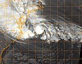Flickr - Official U.S. Navy Imagery - A GOES-13 infrared satellite image of Hurricane Sandy..jpg