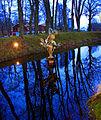 Flickr - Per Ola Wiberg ~ mostly away - Skytteholm ~ Carl Milles statue in the pond.jpg