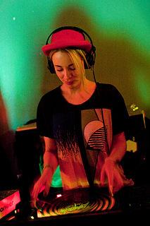 Annie (singer) Norwegian singer-songwriter and DJ