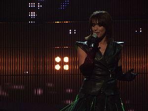 Nico (Romanian singer) - Image: Flickr proteusbcn Semifinal 1 EUROVISION 2008 (128)