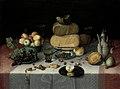 Floris Claesz. van Dijck - Stilleven met kazen - SK-A-4821 - Rijksmuseum.jpg