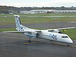 Flybe (G-ECOE), Newcastle Airport, November 2015 (02).JPG