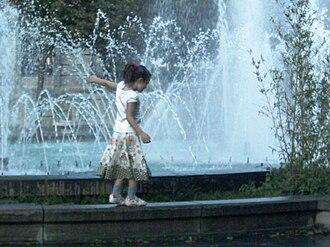 Vauquelin Square - Image: Fontaine Place Vauquelin