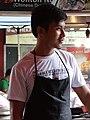 Food Stall Worker - Chinatown - Kuala Lumpur - Malaysia (35606898095).jpg