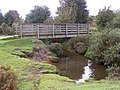 Footbridge, Millersford Bottom, New Forest - geograph.org.uk - 277067.jpg