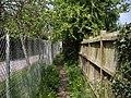 Footpath into Wybunbury - geograph.org.uk - 416516.jpg