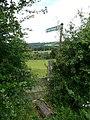 Footpath to Lower Falthwaite - geograph.org.uk - 890127.jpg