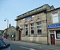 Former bank building, Market Street, Milnsbridge (Huddersfield, ex-Linthwaite) - geograph.org.uk - 850299.jpg