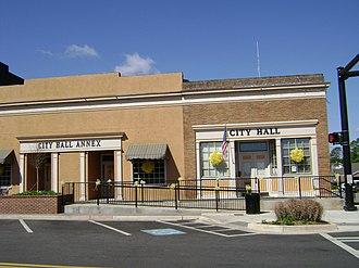 Forsyth, Georgia - Forsyth City Hall