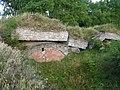 Fort Koroszczyn (1910) (Fortyfikacja twierdzy brzeskiej) Kobylany 07 JoannaPyka.JPG