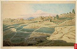 लाल मंडी का किला (फोर्ट मोइरा), १८१५ ई.