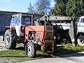 Fortschritt tractor - Pütnitz.jpg