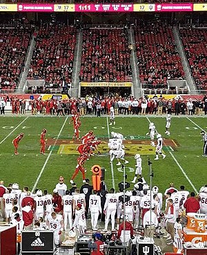2016 Foster Farms Bowl - 2016 Foster Farms Bowl - Indiana vs. Utah