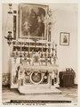 Fotografi från kapell i Nasaret - Hallwylska museet - 104237.tif