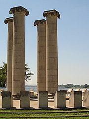 Four Freedoms Monument, Evansville, Indiana