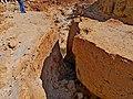 Fracture, Hatira Gulch, Negev, Israel סדק, נחל חתירה, הנגב - panoramio.jpg