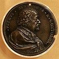 François Chéron, medaglia di pietro da cortona, xvii secolo 01.jpg