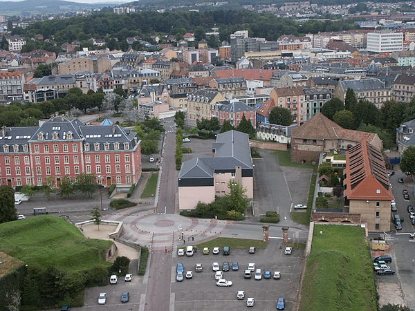 Belfort wikimedia commons for Piscine belfort