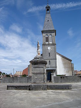 France Doubs Épeugney Eglise.JPG