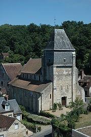 France Loir-et-Cher Lavardin Eglise 01.JPG