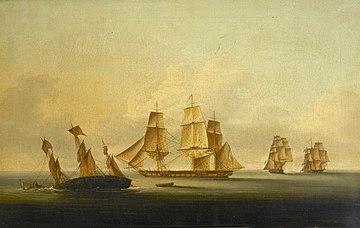 HMS   Ахерон   (1803 г.) - HMS Acheron (1803) - xcv.wiki