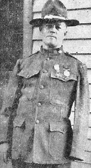 Frank Gaffney (Medal of Honor) - Medal of Honor recipient