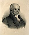 Franz Joseph Gall (1758 - 1828), German neuroanatomist Wellcome V0002149.jpg
