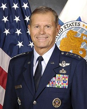 William M. Fraser III - General William M. Fraser III, USAF