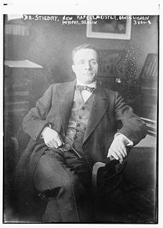 Fritz Stiedry Austrian conductor