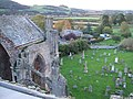 From the roof top of Melrose Abbey - geograph.org.uk - 984596.jpg