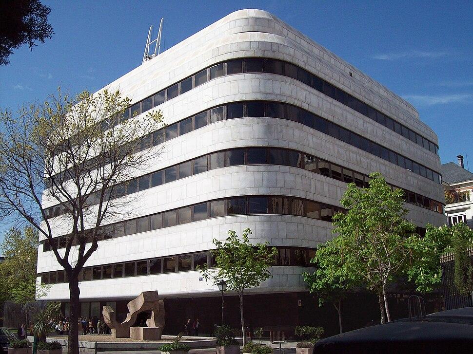 Fundación Juan March (Madrid) 01